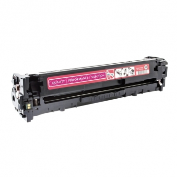CE323A Συμβατό Hp 128A Magenta (Ματζέντα) Τόνερ (1300 σελίδες) για Color LaserJet Pro CP1525n, Pro CP1525nw, CP1415fn