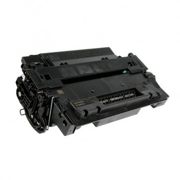 CE255A Συμβατό Hp 55Α Black (Μαύρο) Τόνερ (6000 σελ.) για Enterprise P3015d, P3015dn, P3015x, 500 M525dn, M525f, Pro M521dn
