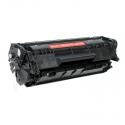 Συμβατό τόνερ Q2612X Hp 12X Black