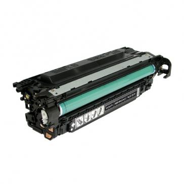 CE260X Συμβατό τόνερ Hp 649X Black (Μαύρο) (17000 σελ.) για Color LaserJet  CP4025n, CP4025dn, CP4520n, CP4525dn, CP4525xh