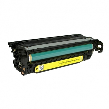 CE262A Συμβατό τόνερ Hp 648A Yellow (Κίτρινο) (11000 σελ.) για Color LaserJet CP4025n, CP4025dn, CP4520n, CP4525dn, CP4525xh