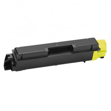 Συμβατό τόνερ TK-590Y  Kyocera 1T02KVANL0 Yellow (Κίτρινο), (5000 σελ.)
