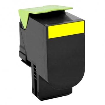 Συμβατό τόνερ 80C2HY0 Lexmark Yellow